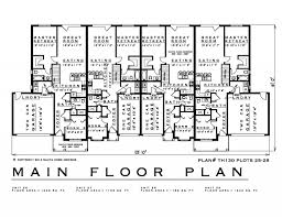 Stacked Townhouse Floor Plans by 100 Town House Plans Delightful Antique House Plans 6 Roman