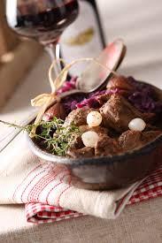 cuisine des terroirs arte recettes recette de ragoût de chevreuil au vin blanc vins d alsace