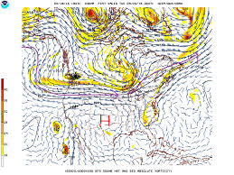 Jetstream Map September 2016 The Heady Pattern