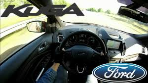 2017 ford kuga 1 5 ecoboost 150 ps st line pov drive autobahn