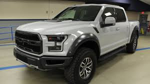 Ford Raptor Truck Topper - 2017 ford f 150 raptor avalanche grey 17 offroad truck youtube