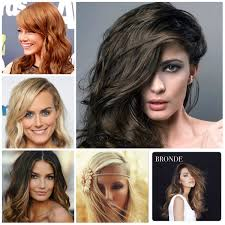 list of the trendy hair colors fall 2016 u2013 what woman needs