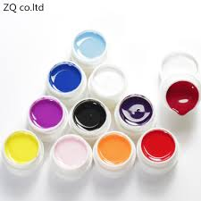 popular coloured nail gels buy cheap coloured nail gels lots from