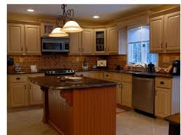 redone kitchen cabinets metal kitchen cabinets captivating small l shaped kitchen design