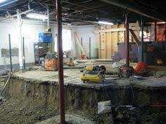 Basement Dig Out Cost by How To Convert Your Crawl Space Into A Basement Crawl Spaces
