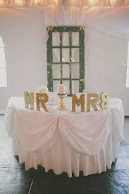 Bride And Groom Table Decoration Ideas 119 Best Head Wedding Table Images On Pinterest Wedding Tables