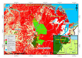 Map Of The Amazon River Deforestation Allen Nguyen On Emaze Map Of Deforestation In