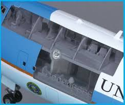 air force 1 layout new 1 144 scale model of air force one the cross sectional nature
