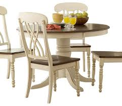 Dining Room Brilliant Pedestal Table With Extension - Amazing round white dining room table property