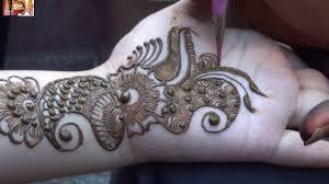 tattoos design on hand twisted bel mehendi design on hand step by step mehndi 2016 youtube
