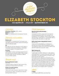 30 great examples of creative cv resume design design layouts
