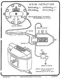 mallory magneto wiring diagram on mallory images free download