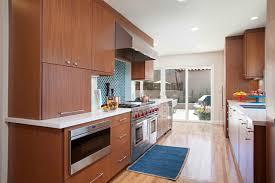 Contemporary Oak Kitchen Cabinets Mid Century Modern Kitchen Cabinets U2013 Federicorosa Me