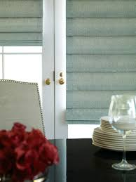 french door window treatments dining cabinet hardware room