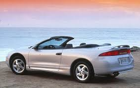 white mitsubishi eclipse 1999 mitsubishi eclipse spyder information and photos zombiedrive