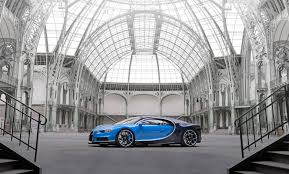 bugatti factory now the fastest among the land machines is