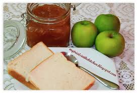 my trials in the kitchen homemade apple jam sundaysupper