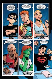 young justice quotes young justice failsafe true colors fix dc just
