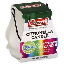 Buy Citronella Candles from Bed Bath & Beyond