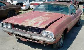 1976 dodge challenger for sale junkyard cars cars barn finds rods and