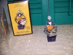 hallmark 2008 ornament nightmare before the pumpkin