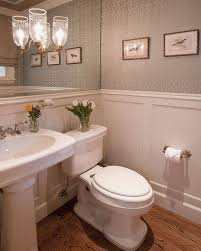Bathroom Ideas For A Small Space Powder Room Design Mirrored Wall For A Small Space Home