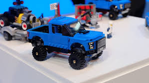 lego ford truck an afternoon with ford lego and gorilla glass ford innovation