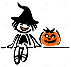 happy halloween pumpkin clipart happy with pumpkin on a white background halloween