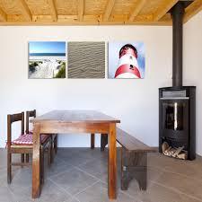 Wohnzimmerm El Natur Feeby Frames Leinwandbild Bilder Wand Bild 3 Teile