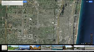 map of delray delray florida map