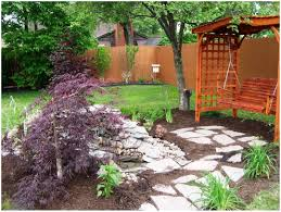 full image for winsome gallery of small backyard landscaping ideas