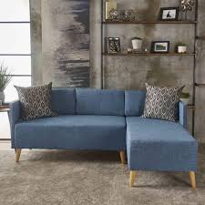 articles with modern grey sofa with chaise tag charming modern augustus mid century modern 2 piece fabric chaise sectional sofa