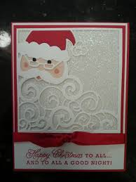greetings from santa by kim ransom cards christmas pinterest