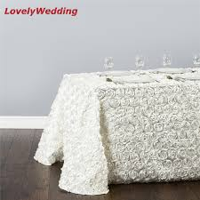 wedding table covers linen table cover picture more detailed picture about 3d