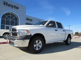 dodge truck for sale 2017 dodge ram 1500 4x4 crew cab tradesman white truck for sale