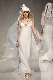 grecian style wedding dresses grecian chic floaty light wedding dresses from