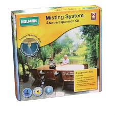 Build Your Own Patio Misting System Holman 4m Mist System Expansion Kit Bunnings Warehouse