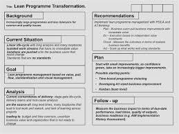 lean programme transformation lean adaptive leadership