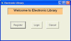 visual basic advanced tutorial create an electronic library in visual basic