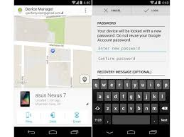 android device manager apk android device manager app now available for from the