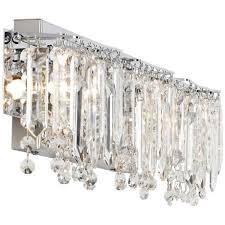 Crystal Bathroom Mirror Bathroom Impressive Best 20 Crystal Lighting Ideas On Pinterest