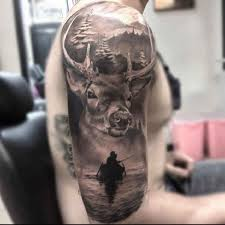 Unique Tattoo Sleeve Ideas Best 25 Hunting Tattoos Ideas On Pinterest Unique Tattoos