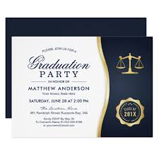 personalized school graduation invitations