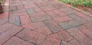 Cheapest Pavers For Patio How To Choose Between Brick And Concrete Pavers Today U0027s Homeowner