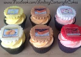 edible candles edible handmade yankee candle icing toppers yankee candle theme