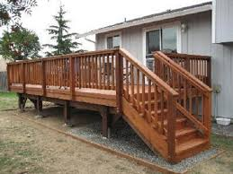 Deck Stairs Design Ideas Outdoor Stair Railing Designs Unique Shaped Decoration Fence Deck