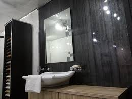 home design white brick wallpaper wall coverings black