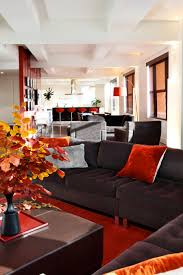 Contemporary Living Room by Interior Winsome Modern Living Room Autumnal Office Living Room