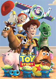 toy story main 3d poster 3d print abposters