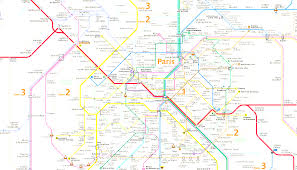 Lyon Metro Map by This Is What The Paris Metro Map Looks Like If Youre In A Amazing
